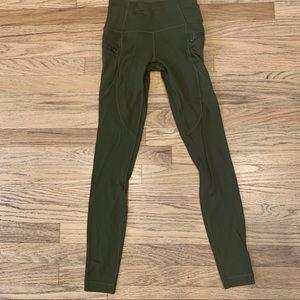 Lululemon fleece lined leggings